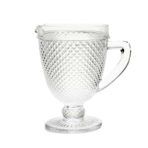 Juliette Glass Pitcher