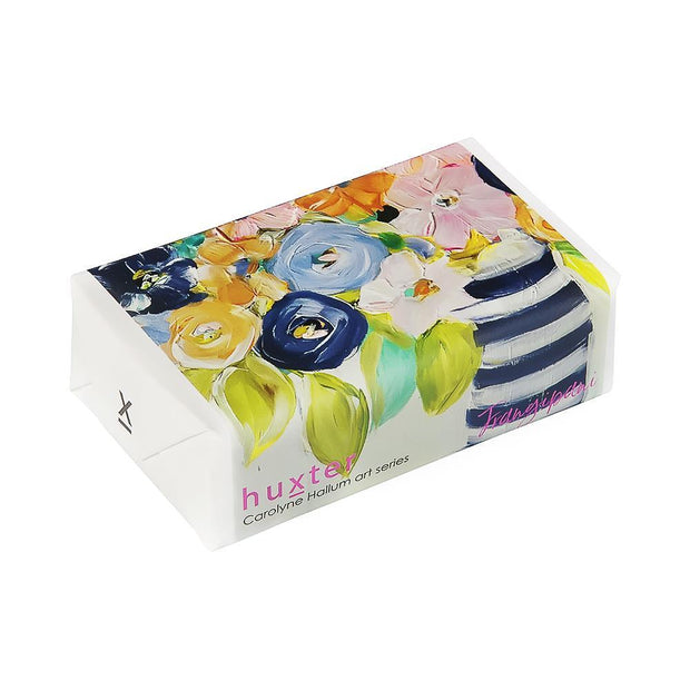 Summers Return Wrapped Fragranced Soap by Huxter