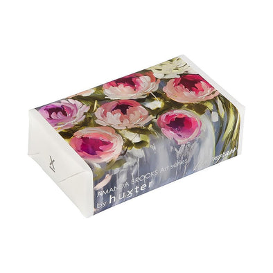 Bedazzled Wrapped Fragranced Soap by Huxter