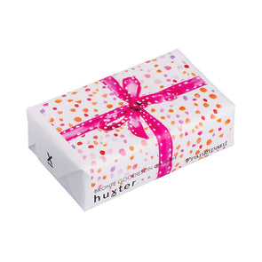 Huxter Dots Present Wrapped Fragranced Soap
