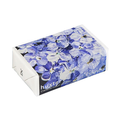 Huxter Fleur Unique Wrapped Fragranced Soap