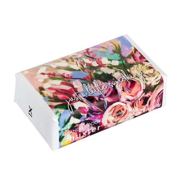 Huxter Splendido Floral - Just A Little Something Wrapped Fragranced Soap