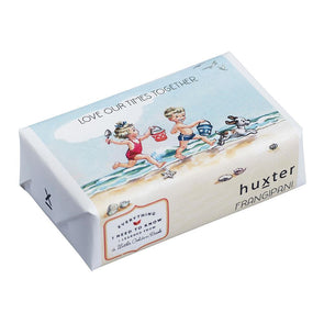 Huxter Kids at Play on the Beach - Love Our Times Together Wrapped Fragranced Soap