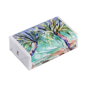 Huxter Pandanus Palms - Wrapped Fragranced Soap