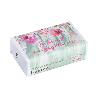 Huxter For the Most Amazing Mum - Wrapped Fragranced Soap