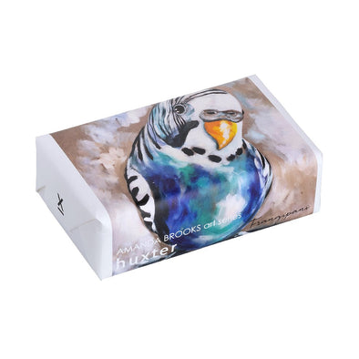 Huxter Billie the Budgie - Wrapped Fragranced Soap
