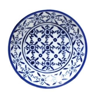 Blue & White Small Plate 11cm