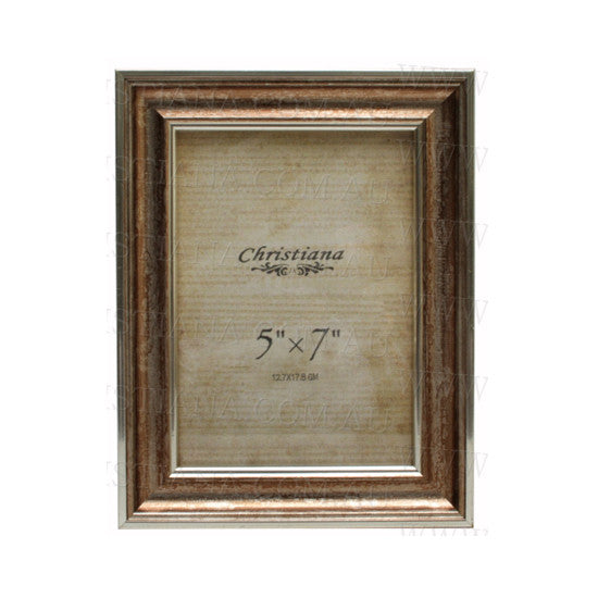Antique Gold Photo Frame 10x15cm