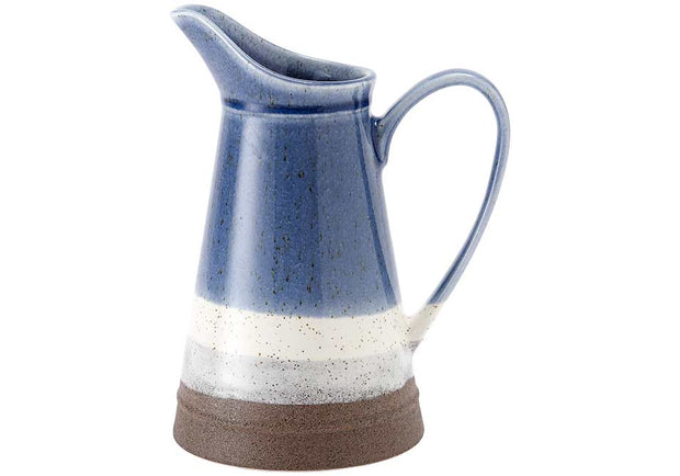 Blue Graze Jug by Ladelle