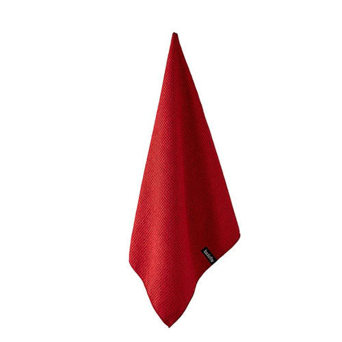 Ladelle Microfibre Red Kitchen Towel