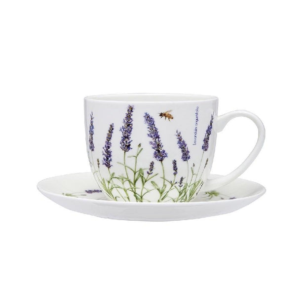 Ashdene Lavender Fields Cup and Saucer