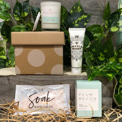 Sea Salt Mini Pamper Pack