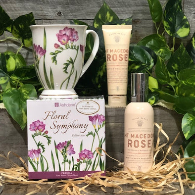 Freesia & Rose Pamper Pack