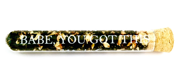 Babe You Got This Loose Leaf Tea by Mud & Gee