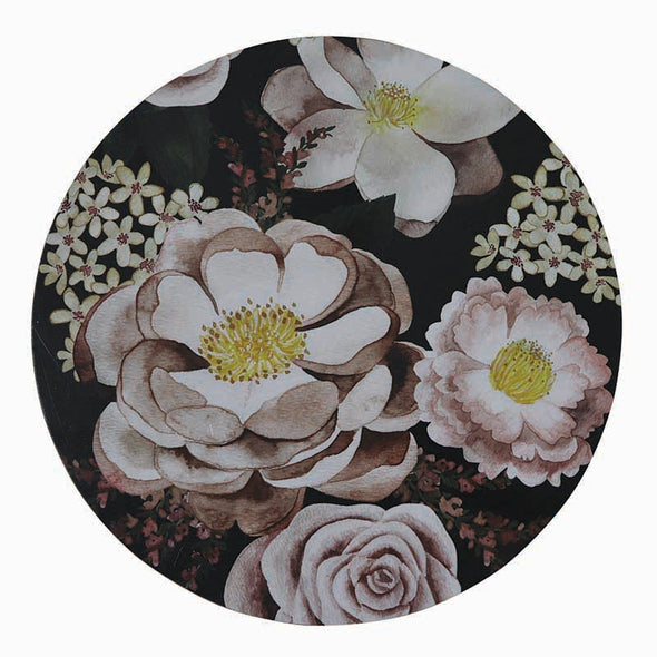 Grace Round Placemants - Set of 4 by Madras Link Homewares