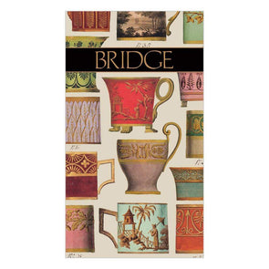 Salon de Thé Bridge Score Pad