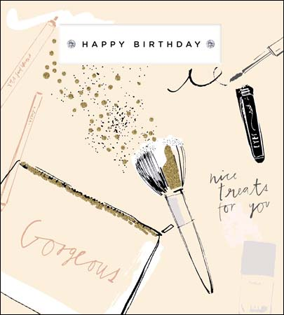Birthday Treats For You Greeting Card
