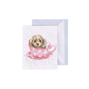Mini Card - Teacup Pup