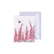 Mini Card - A Cottage Garden