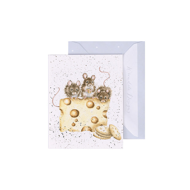 Mini Card - Crackers About Cheese