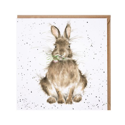 Wrendale Daisy Greeting Card