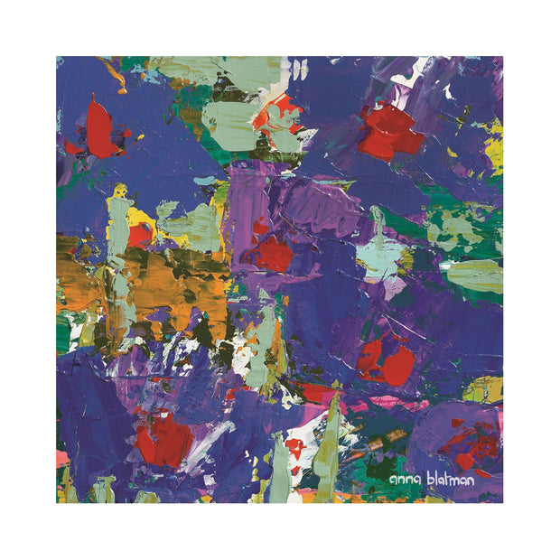 Thirstystone Abstract Floral 1 Coaster