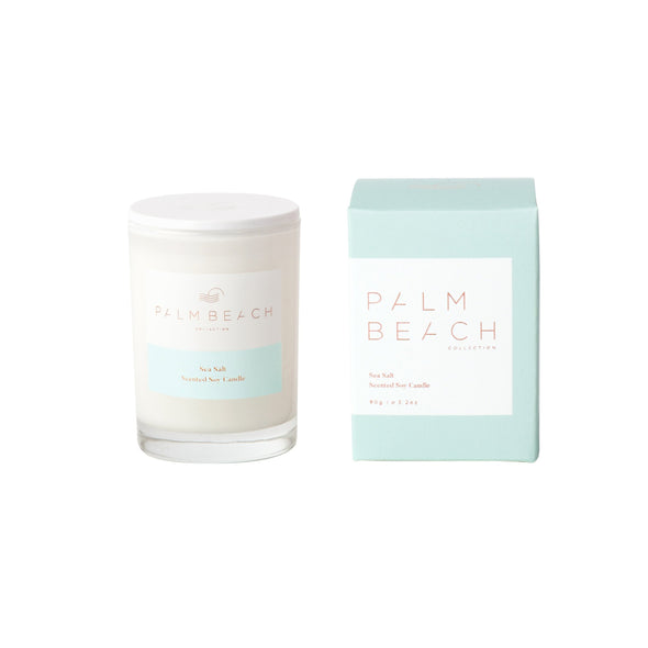 Sea Salt Mini Candle by the Palm Beach Collection