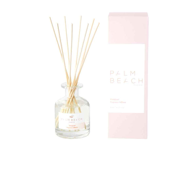 Frangipani Mini Fragrance Diffuser by the Palm Beach Collection