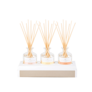 3 Mini Diffuser Gift Pack by Palm Beach