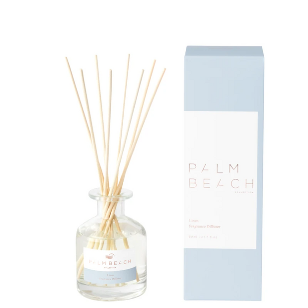Palm Beach Linen Mini Fragrance Diffuser