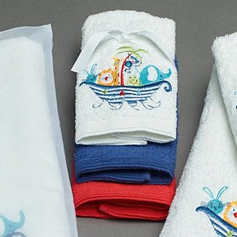 Baby Facewashers - 3 Pack - Ark Design