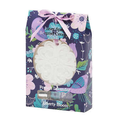 Liberty Bloom French Lavender Scented Ceramic Disk
