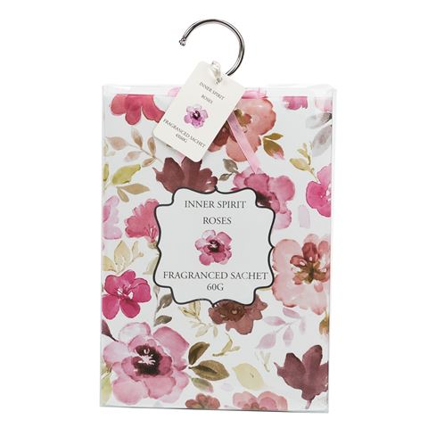 Pilbeam Amaya Rose Scented Hanging Sachets