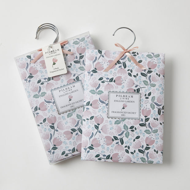 English Garden Scented Hanging Sachets