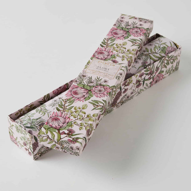 Flora Scented Drawer Liners