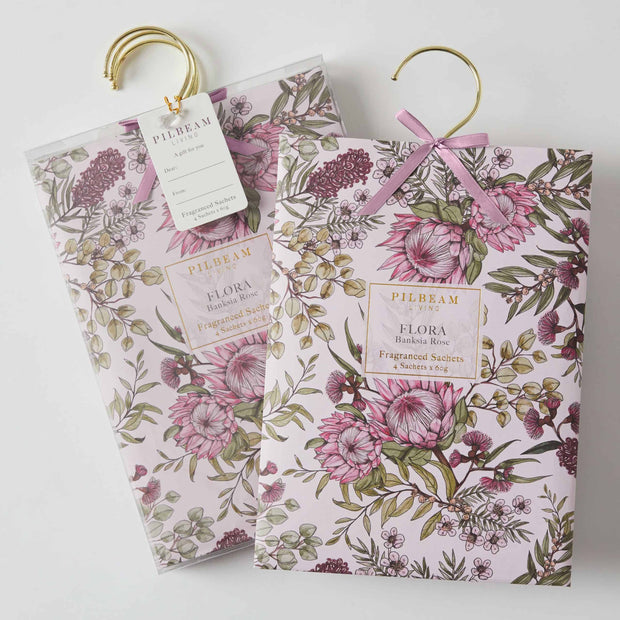 Flora Scented Hanging Sachets
