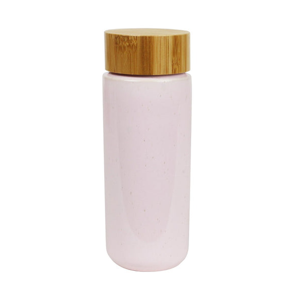 Reusable Ceramic Drink Bottle - Blushwood by Robert Gordon