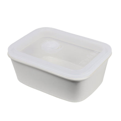 Rectangle Feast Travel Container - Cream by Robert Gordon