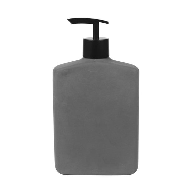 Robert Gordon 500ml Black Flask Lotion Bottle