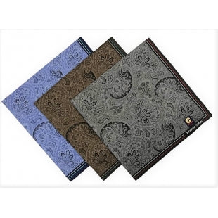Mens 5 Pack Handkerchiefs - by Rosdale and Armando Caruso