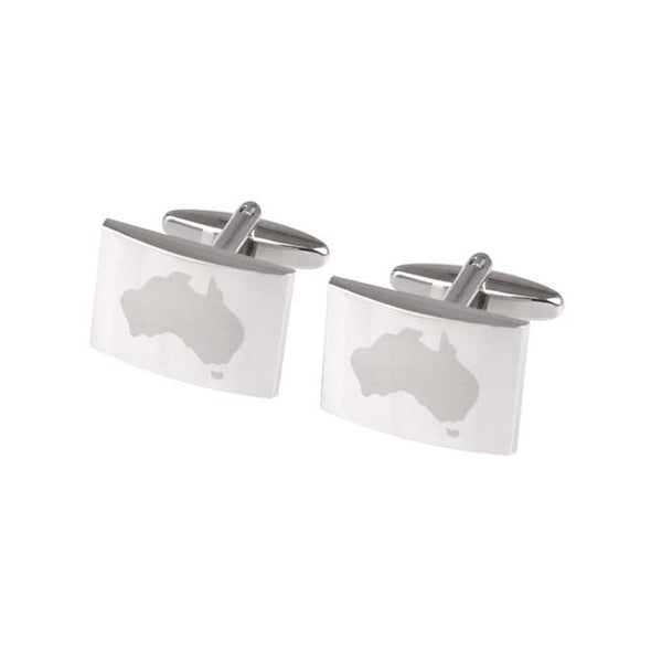Aussie Map Cufflinks