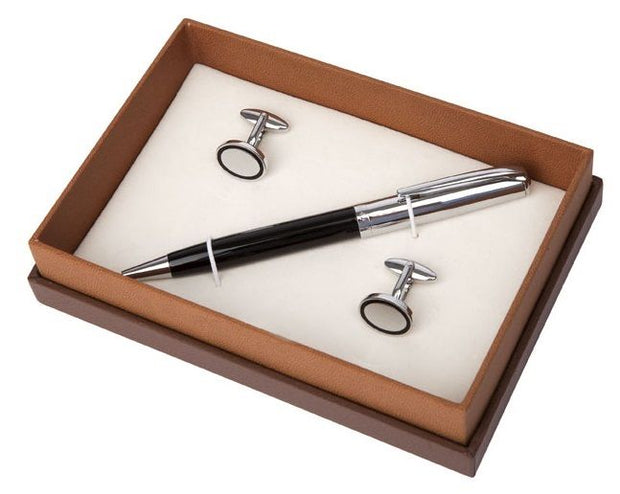 Executive Set - Pen & Cufflinks