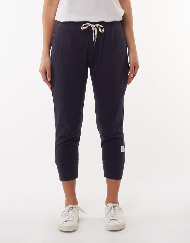 Elm Fundamental Navy Brunch Pant - Size 14
