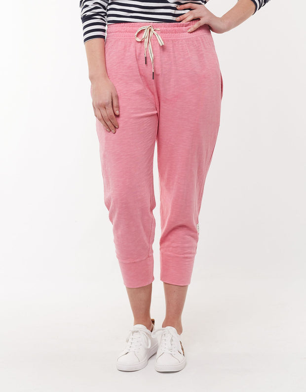Elm Fundamental Pink Brunch Pant - Size 10
