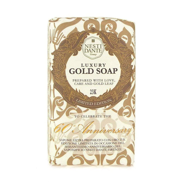Luxury Gold Leaf Soap