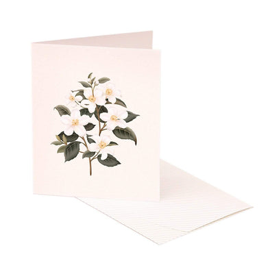 Clap Clap Orange Blossom Scented Greeting Card