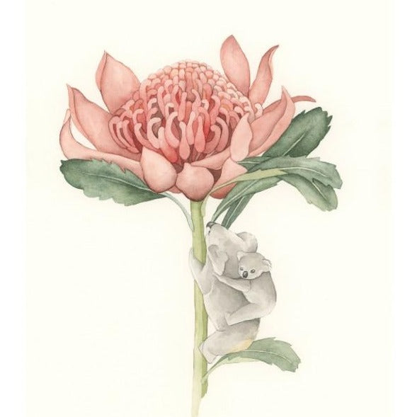Mini Card - My Waratah