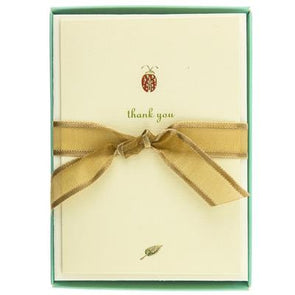 Ladybug La Petite Presse Boxed Cards by Graphique