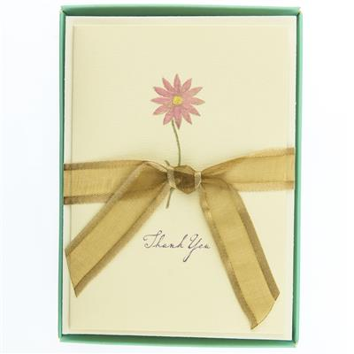 A Single Daisy La Petite Presse Boxed Cards by Graphique