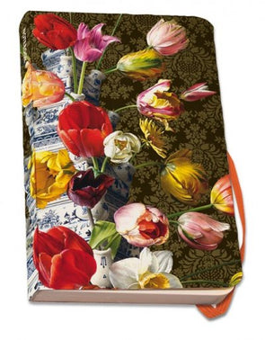 Bekking & Blitz Flower Still Life A6 Notebook